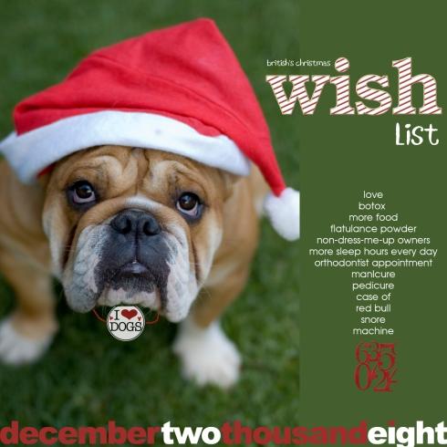 britishs-wish-list